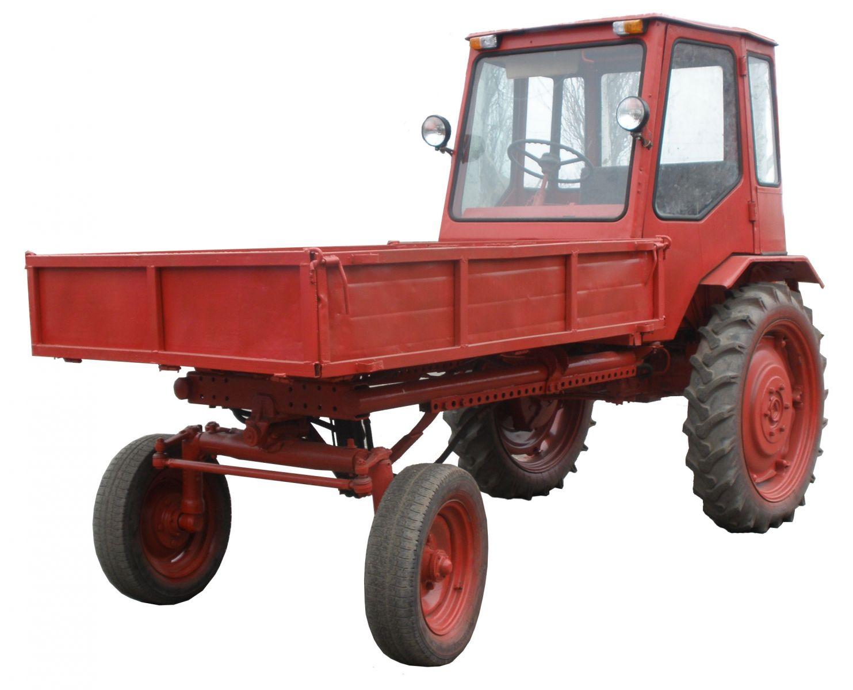 Трактор «Мтз-80», 1991 г/в, синего цвета, номер шасси.